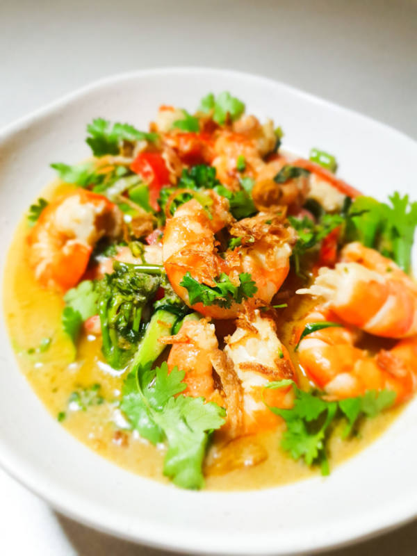 Gutsy Athlete_Thai Green Curry